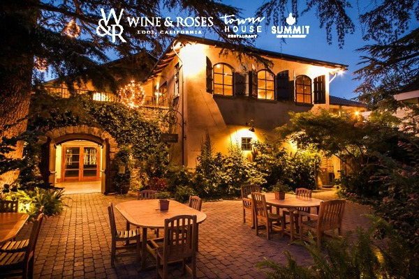 Wine  Roses Hotel  Spa  Lodi Wine Country  California