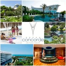 Concorde De Luxe Resort - Antalya Turkey