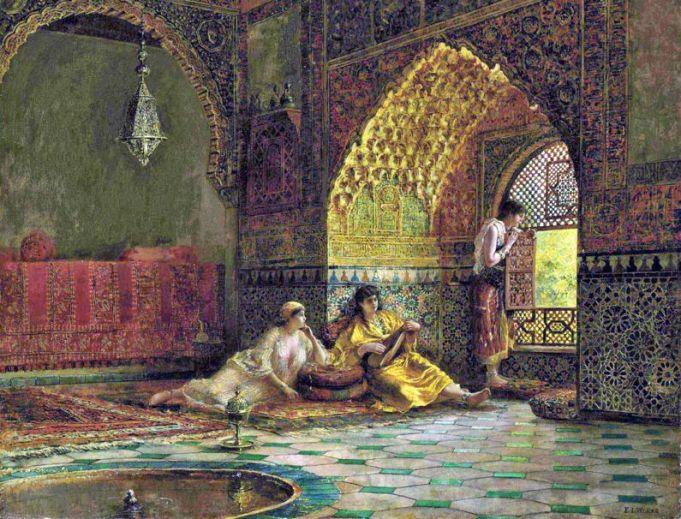"""アルハンブラ宮殿の史実を溢れんばかりの想像と幻想を交えて世界に伝えたアメリカ人-ワシントン・アーヴィング著 """"アルハンブラ物語"""""""