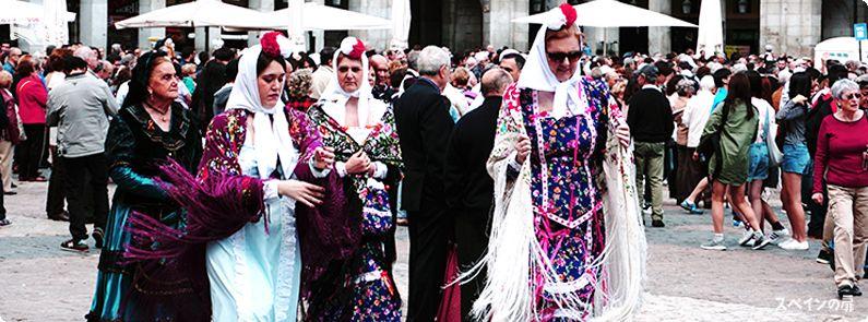 もっともマドリードらしいお祭り、サン・イシドウロ祭