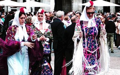 5月にマドリードに来るなら、サン・イシドロ祭り!
