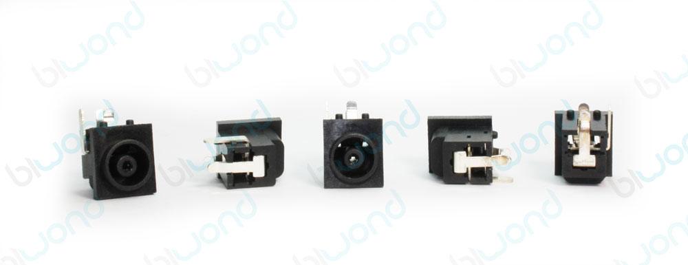 Conector DC-J06 2.5mm > Informatica > Repuestos Portatil