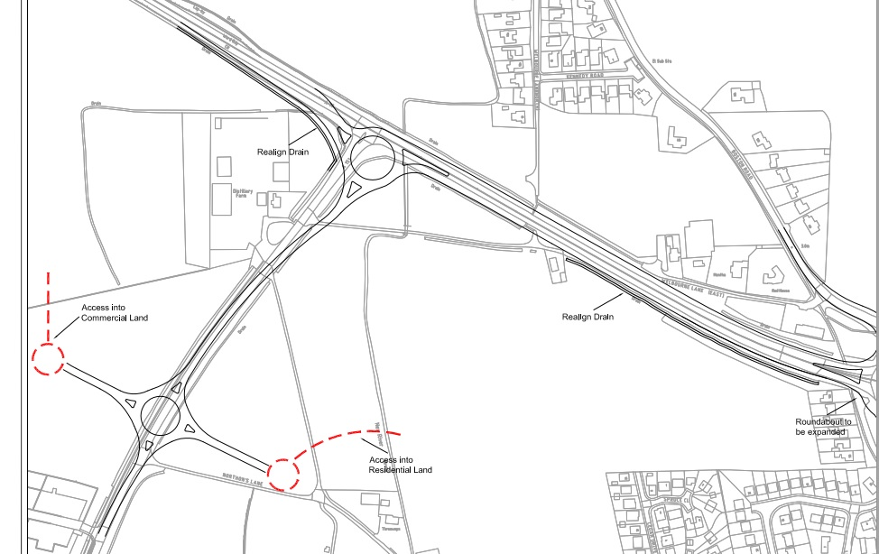 Holbeach poised for two new roundabouts and dualling of