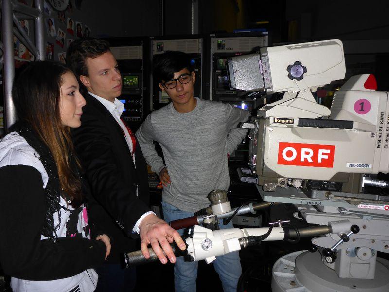 Exklusive ORF Führung