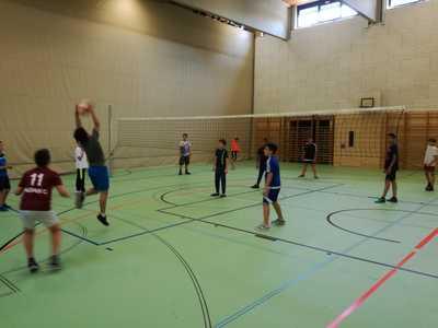 MKÜ Volleyball