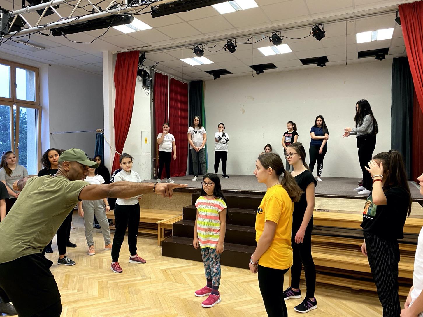 MKÜ-Musical: Tanz- und Choreographie-Workshop