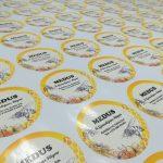 Medaus etiketės | Lipnios etiketės | Spalvota Reklama