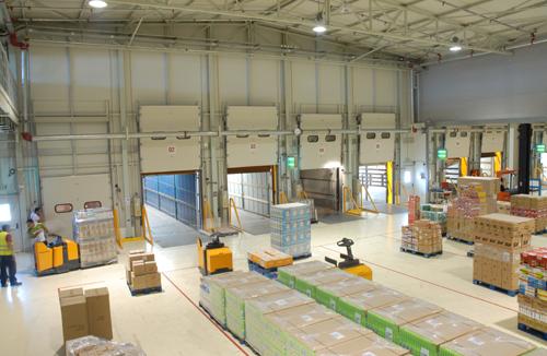 Loading Bay Equipment  Warehouse Solutions  Span