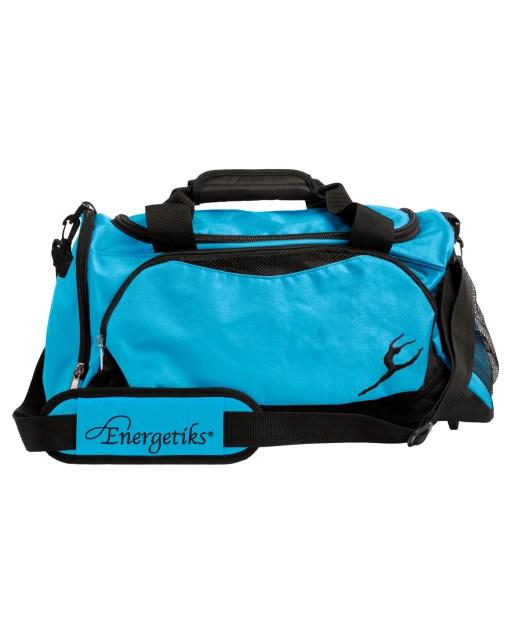 Medium Dance Bag-Black/Turquoise