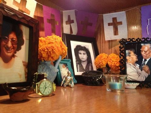 Explaining Dia de Los Muertos to my children