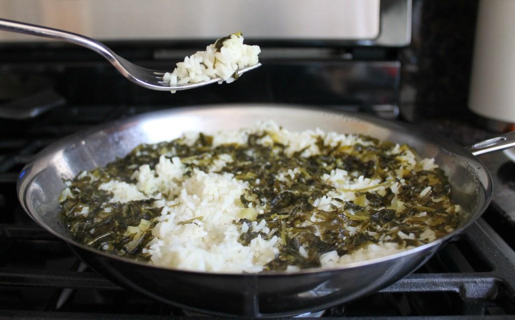 Lemon and Cilantro Rice 16