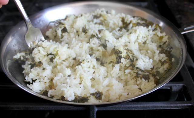 Lemon and Cilantro Rice 17