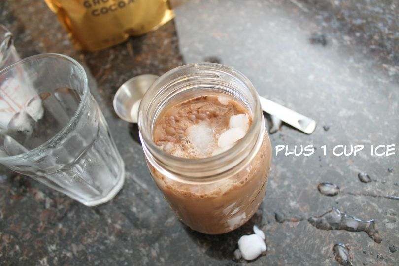 2 minute iced mocha coffee 7