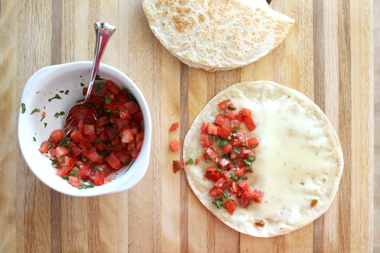 Quesadillas two ways 1.1
