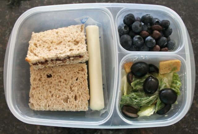 School lunches 1