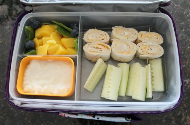 School lunches 4