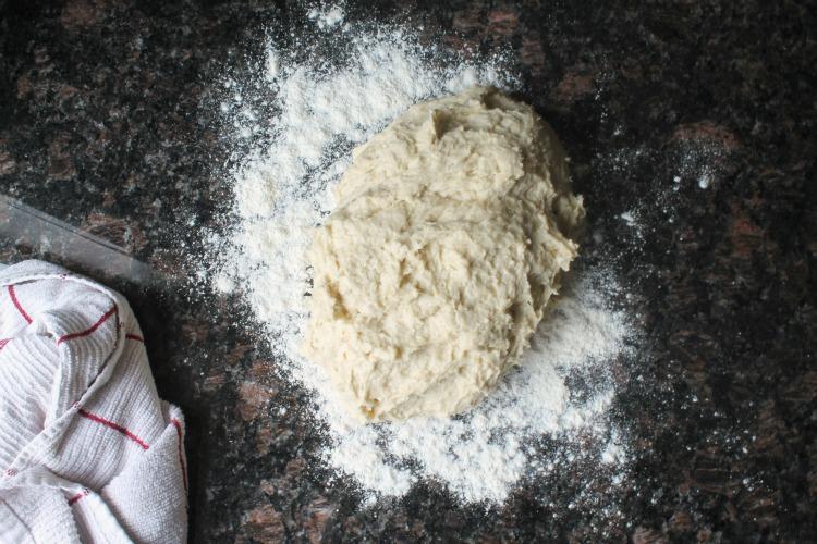 Homemade Butter Rolls 7