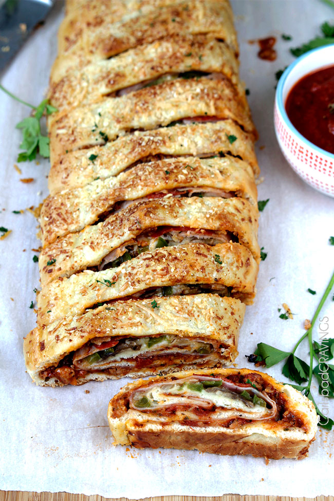 Stromboli by Carlsbad Cravings