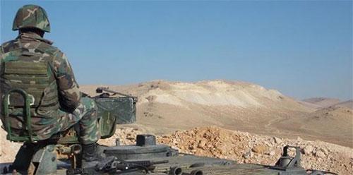 La artillería de Hezbolá bombardea concentraciones de terroristas