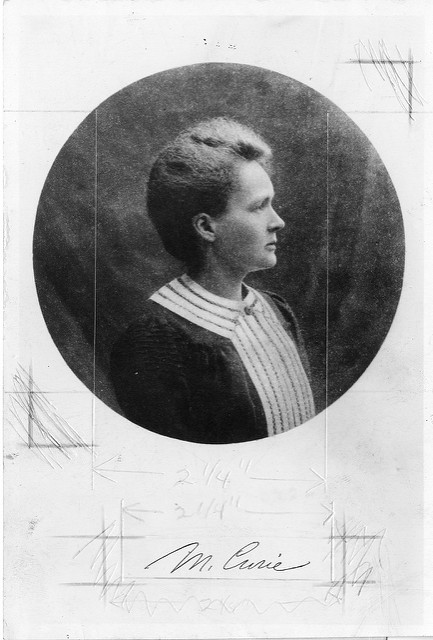 Premios Nobel a mujeres-Marie-Curie