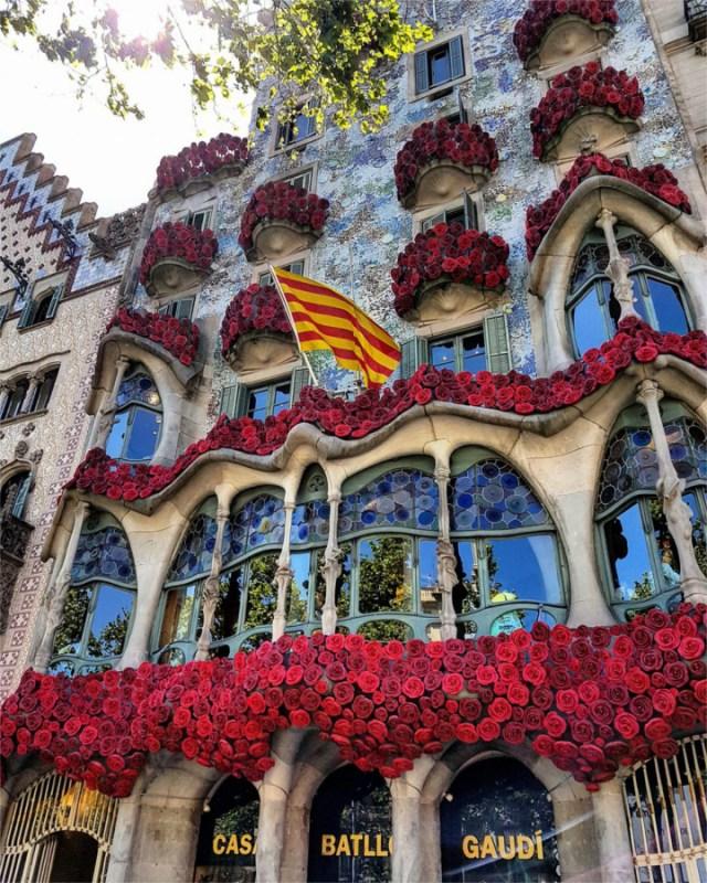 Sant Jordi-Casa Batllo
