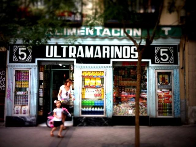 Barcelona 92 ultramarinos