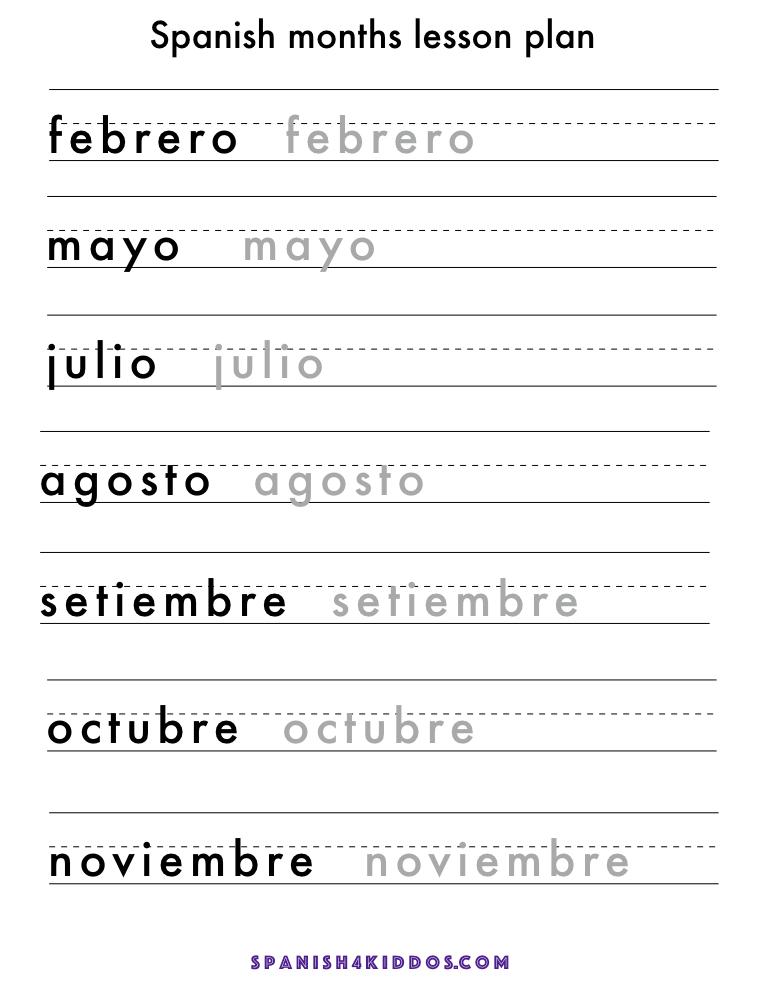 Language Spanish4kiddos Educational Resources