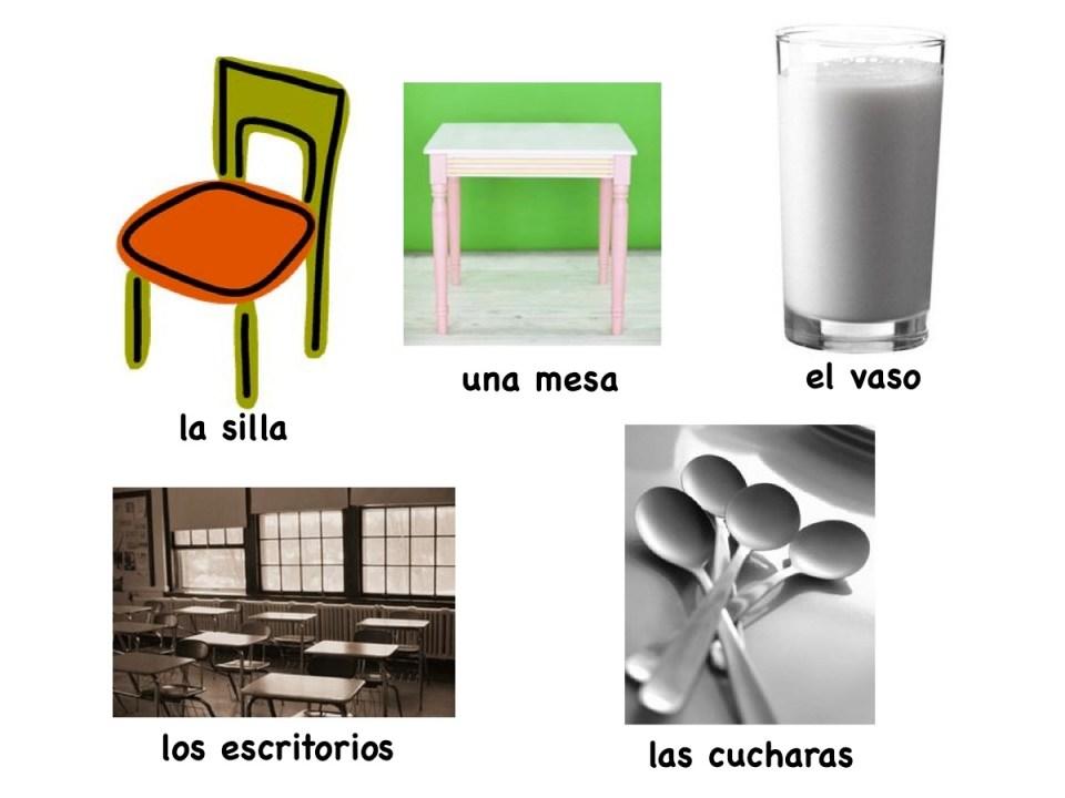 learning spanish grammar