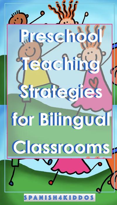 preschool teaching strategies