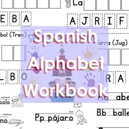 Spanish Writing Practice Workbook