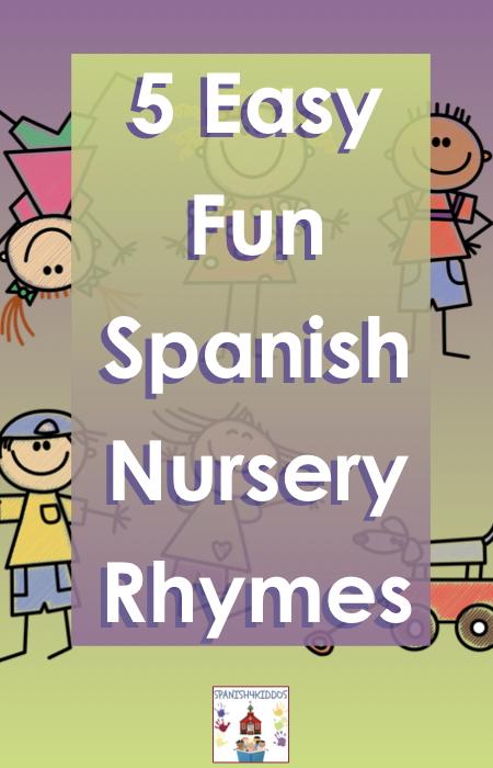 Spanish rhymes