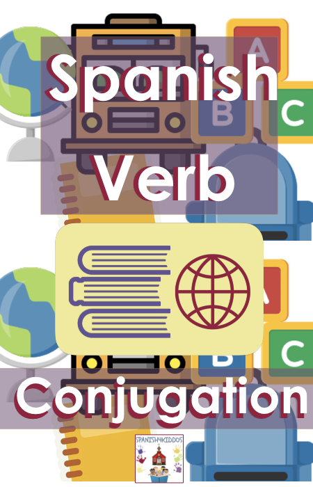 Spanish verb conjugation