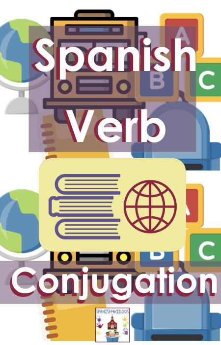 Spanish verb conjugation