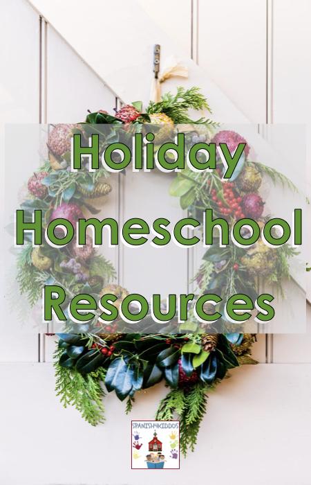 holiday homeschool resources