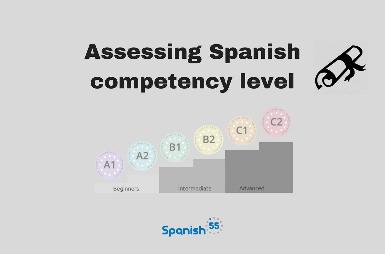 Spanish levels