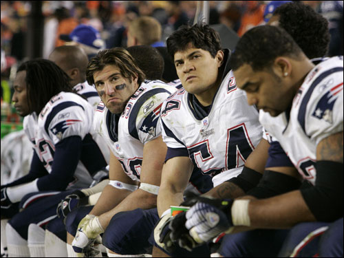La defensa de Patriots en 2004