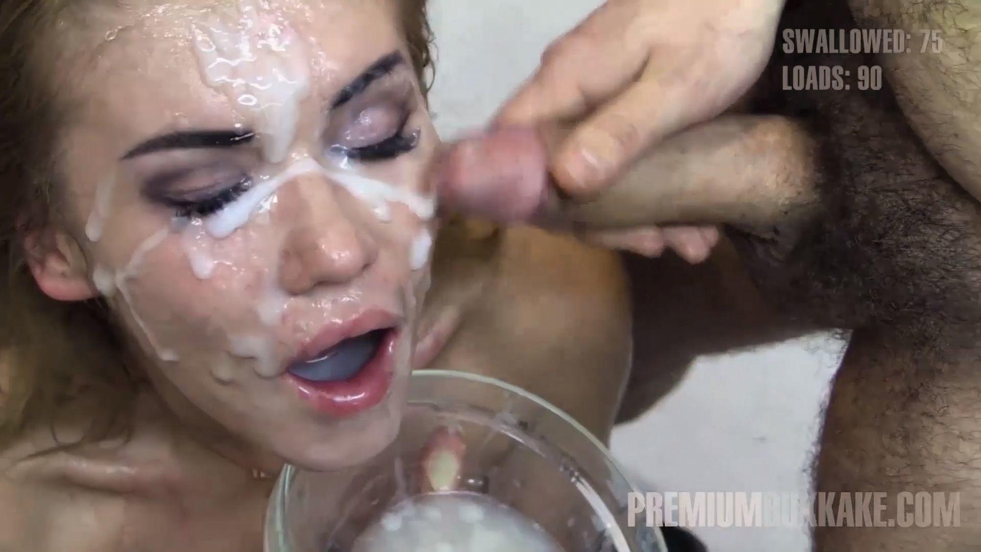 Blowjob Swallow Cum Mouth