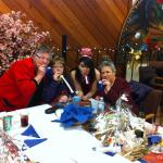 New Year's Eve Party at the Spanish Club