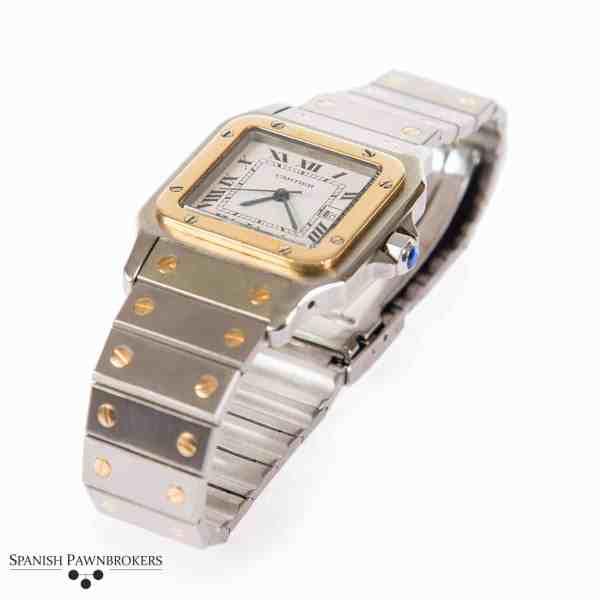 Cartier Santos AC 2380
