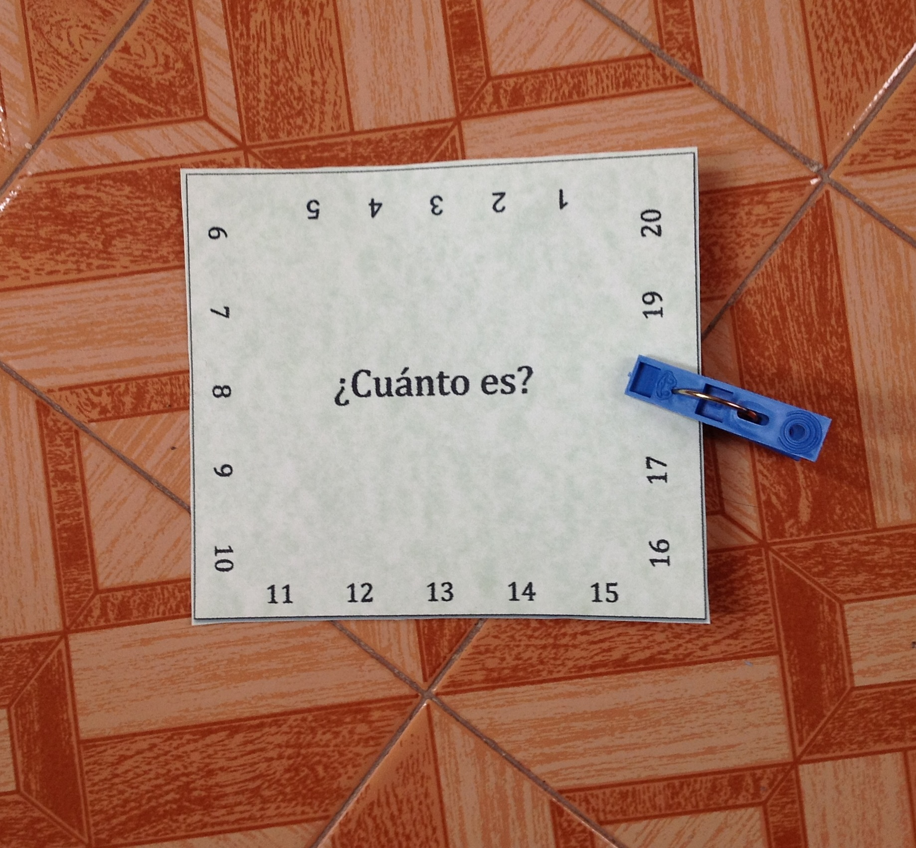 Printable Spanish Clothespin Activities For Numbers Vowels And Math
