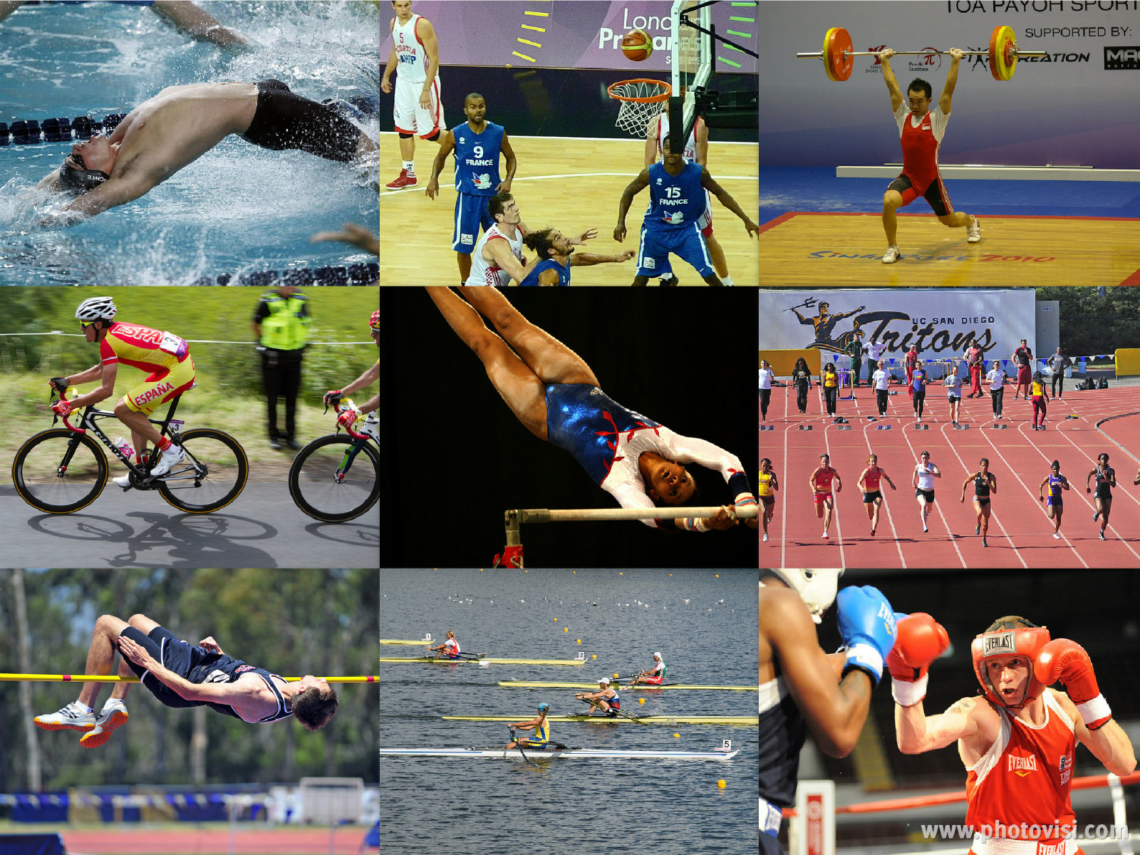 Fall Collage Wallpaper Spanish Olympic Games Photo Search Activity Spanish