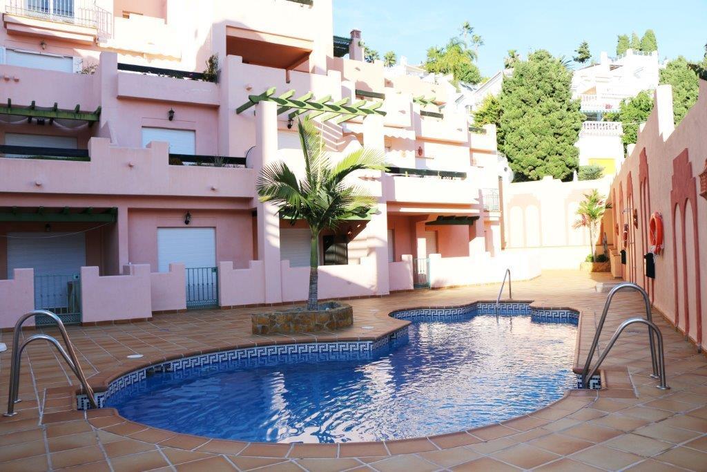 Nerja Burriana modern apartment 2 bedrooms pool terrace ...