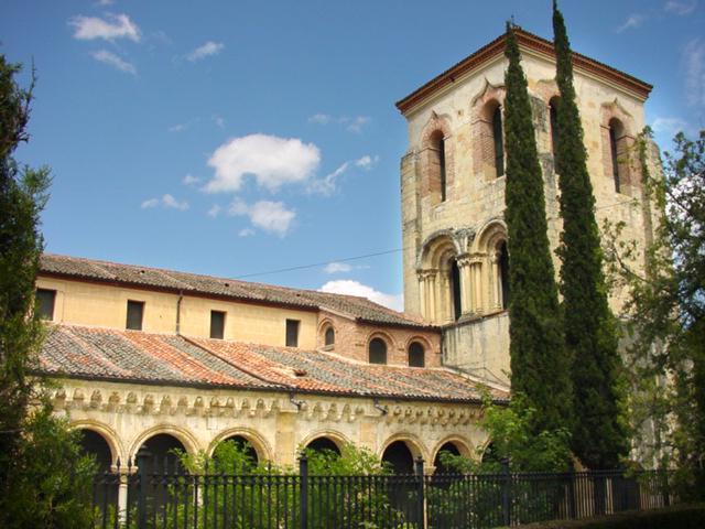 Iglesia de San Juan de los Caballeros (Segovia)