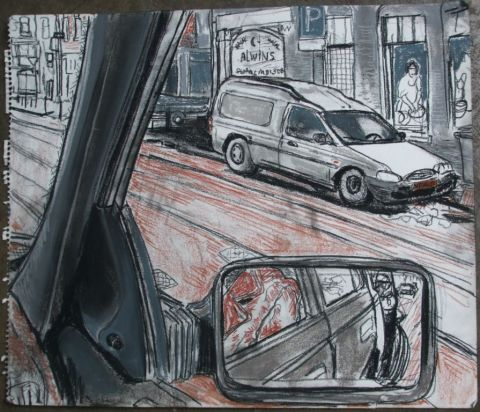 tekening, 2011