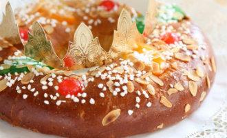 El Corte Inglés Verstopt Goud In Traditionele Roscones De Reyes In Spanje