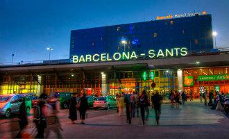 Treinstation Sants In Barcelona Ontruimt Vanwege Verdachte Koffer Met Mogelijke Bom