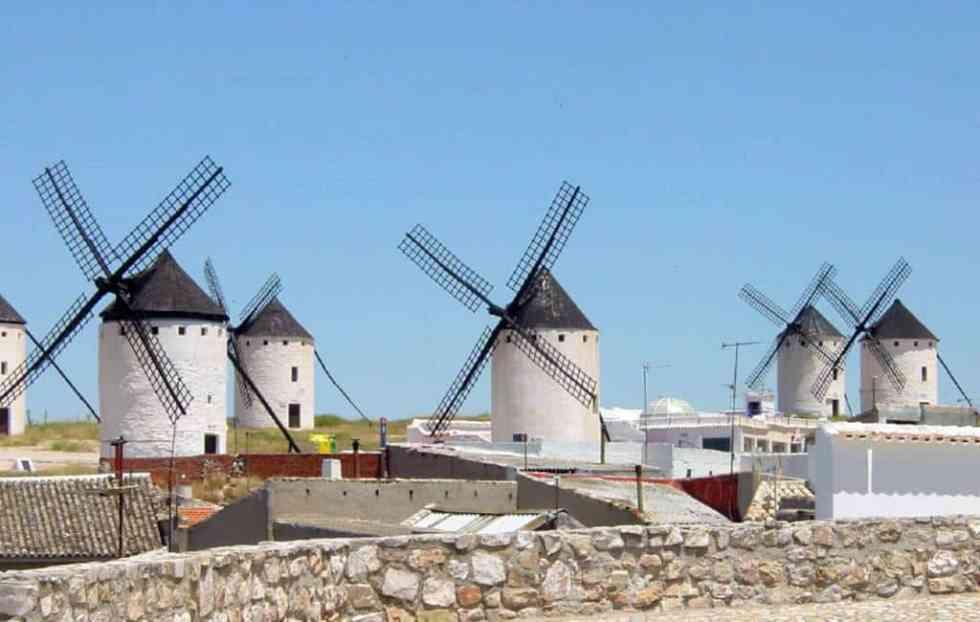 Top 13 Molens In Spanje