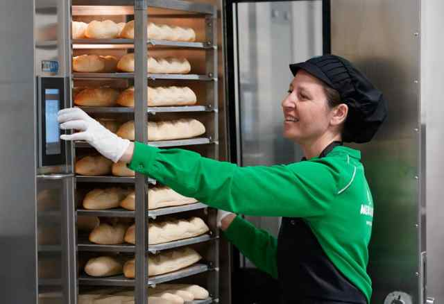 Mercadona bakkerij
