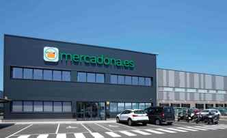 Mercadona distributiecentrum