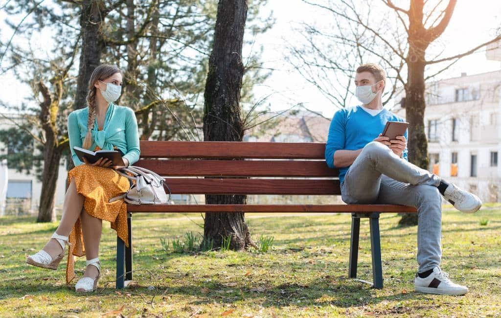 De verwarrende Social Distance: is het sociaal en is het 1,5 of 2 meter in Spanje?